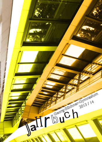 Jahrbuch Cover 13/14